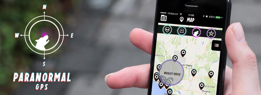 Paranormal GPS